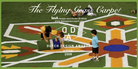 placemaking Flying Grass carpet