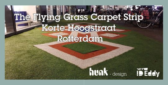 Flying Grass Carpet strip