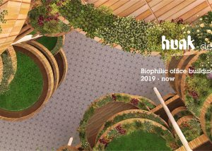 biophilic office building