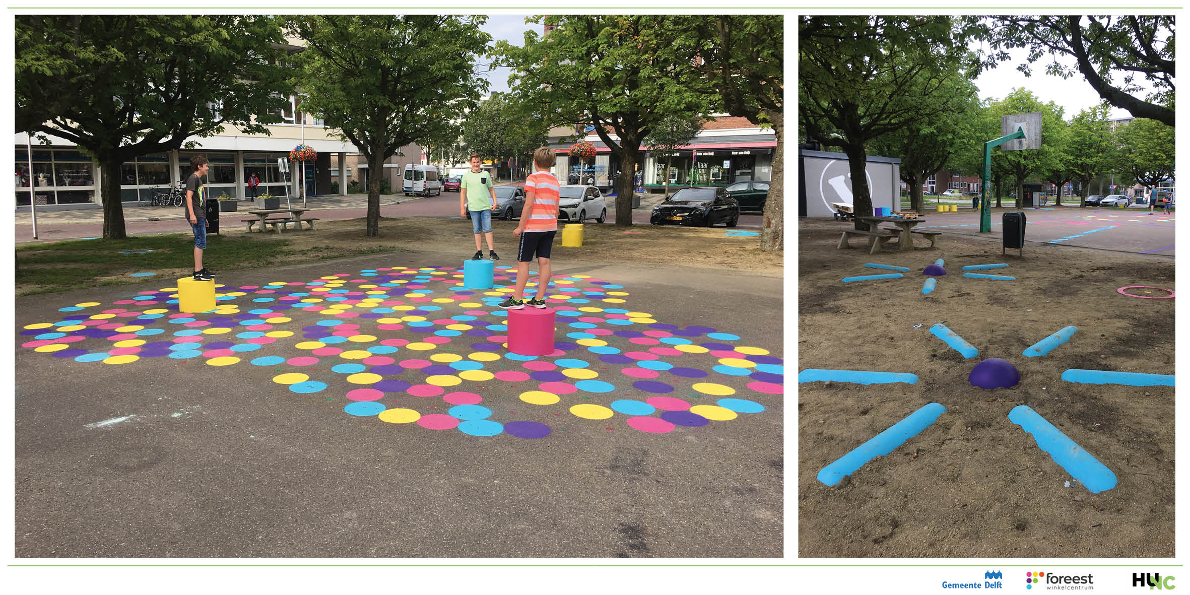 foreest delft placemaking design
