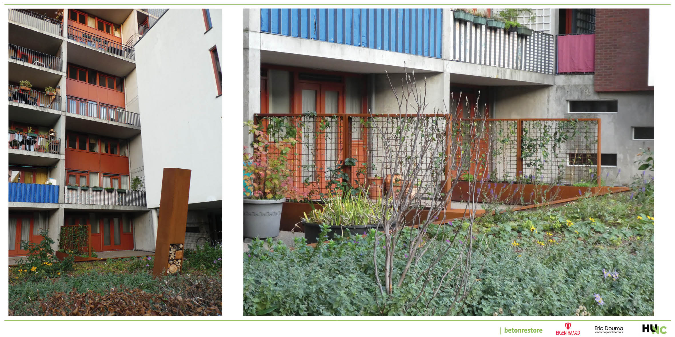 greening the city, special design bird insect house